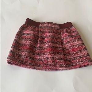 Genuine kids by Oshkosh toddler skirt size 18mth